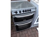Silver Cannon gas cooker 55cm.....Mint free delivery