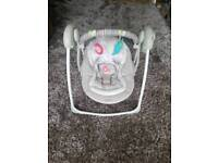 Ingenuity comfort baby swing