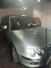 Rover 25 1.4l 5dr 2002 spares or repairs