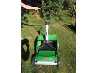 Brill manual push cylinder lawn mower