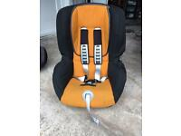 Audi car seat isofix