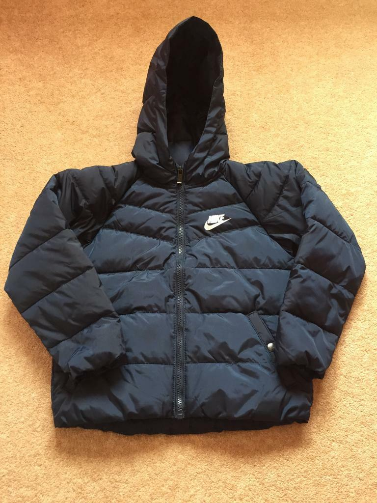 Kids Nike jacket new age 6 7 | in Tranent, East Lothian | Gumtree