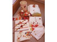MAMAS & PAPAS NURSERY BUNDLE HODGE PODGE RANGE