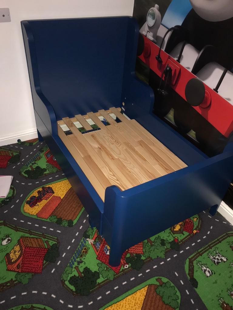 Ikea Extendable Busunge Children's Bed