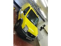 Ford transit connect, good condition