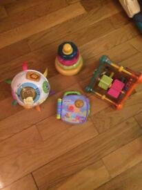 Toddlers Learning Toys