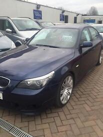 BMW 525D M-SPORT