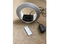 JBL radial micro loudspeaker for iPod or phone with remote and charger