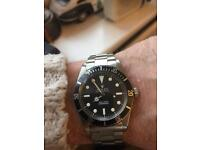 Rolex Submariner/GMT wanted up to £5,000