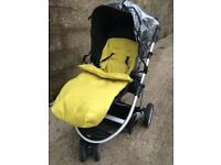 3-1 mamas & papas travel system