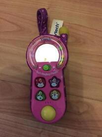 Vetch soft singing phone