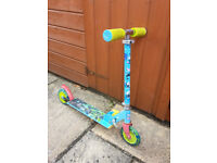 *Reduced* Toy Story folding Scooter