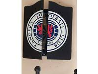 Various Glasgow rangers items
