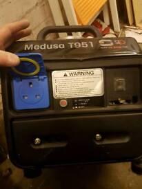 240v power petrol generator
