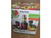 SALTER NUTRI BULLET