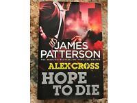 Hope to die - hardback book