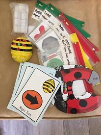 Beebot and resources