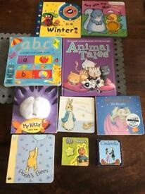Toddlers book bundle interactive reading fun rrp£60