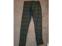 New thermal leggings size 10