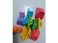 VTECH- Stack, Sort, & Store Tree (In Spanish)