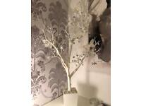 Ornament trees x2