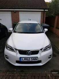 2012 Lexus Ct200h 1.8 petrol hybrid £0 road tax for Sale