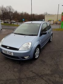 2005 FORD FIESTA 1.2 ZETEC CLIMATE 3 DOOR NICE CONDITION IDEAL 1ST CAR