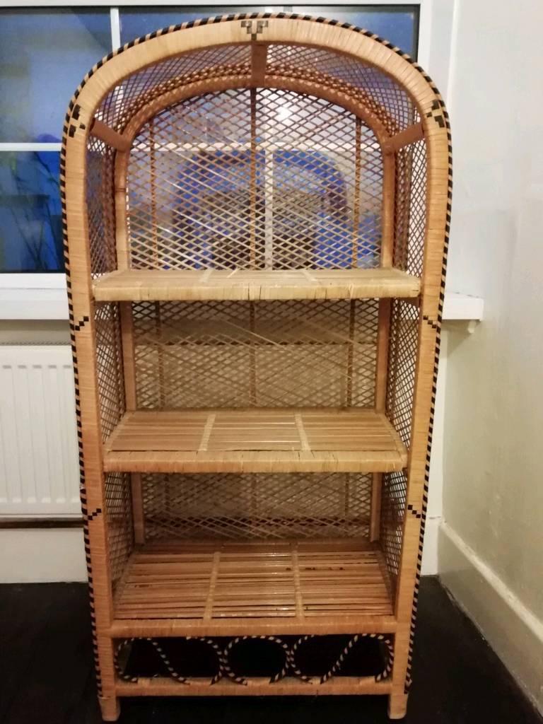detailed look 5216a bde82 Wicker bookcase   in Crediton, Devon   Gumtree