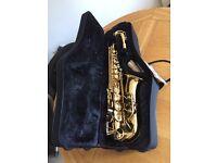 Trevor James Saxophone Classic Alto PRISTINE