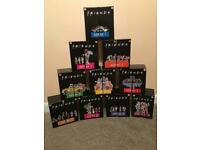 Friends videos - the complete series 1-10