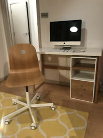 Ikea Desk Chair (VÅGSBERG/SPORREN)