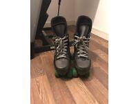 Trezeta Quad Roller Skates - Size 9