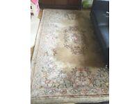 genuine chinese rug