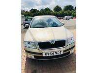 Skoda Octavia 2004 1.6 FSI Elegance, Full Service History, Long MOT, No Advisory ,No Dents !!!