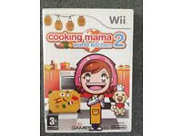Cooking mama 2 game