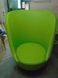 Big Green Seat