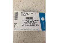 2 x Gary Barlow plus Special Guests tickets @ AECC BHGE Arena - GREAT SEATS!!