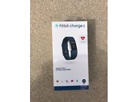 Fitbit Charge 2 Heart Rate and Fitness Wristband - Small Blue - Brand New SEALED