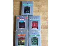 Vectrex Games console with 5 games