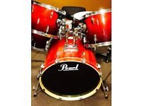 PEARL ELX Limited Edition Full Drum Kit