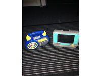 Disney Handy Manny toys telly and radio