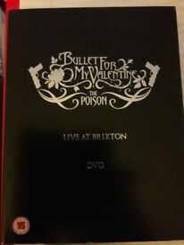 Bullet for my Valentine Live at Brixton DVD