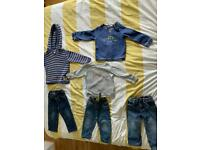 Boys autumn/winter clothing bundle 18 mos- 2 years