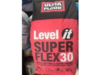 Level it smoothing finishing compound