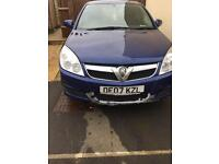 vauxhall vectra spare or repair