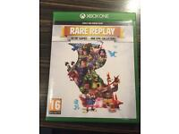 Xbox one rare replay game