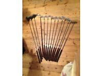 Full Set of Howson Tour Design 2000 Golf Clubs