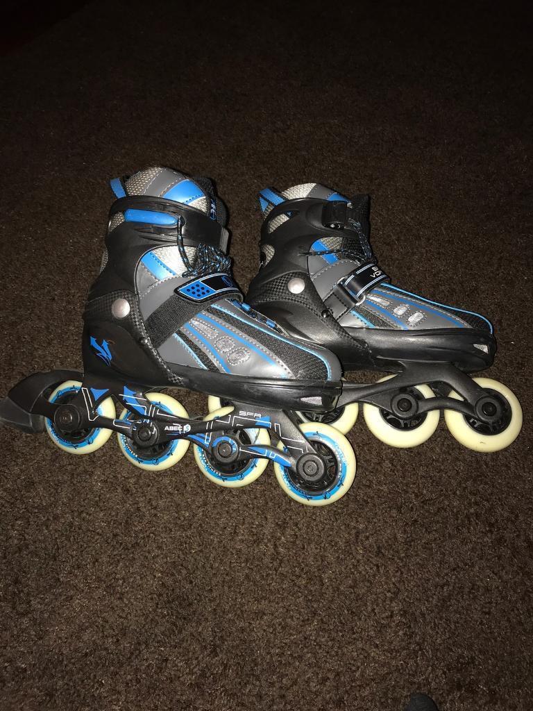 SFR Vortex In-line skates adjustable size 12j-2
