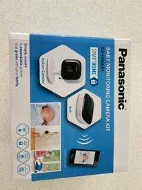 New Baby monitor camera kit - Panasonic KX-HN6001