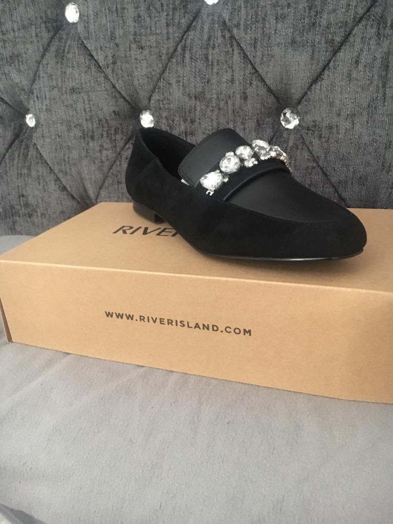 Size 5 river island ladies shoes